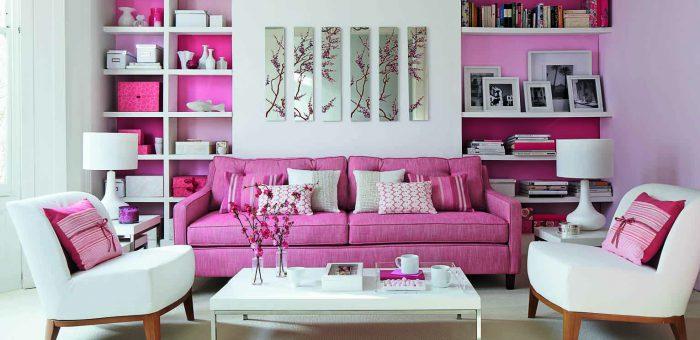 Roze-bela milina