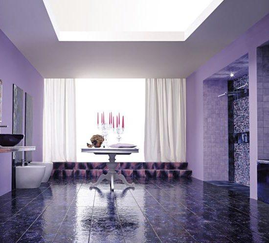 Purple idyll